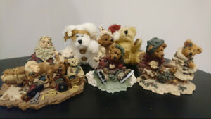 Large Boyd's Bears Collection for Sale
