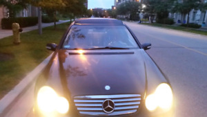 2003 Mercedes benz c230 kompressor