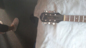 Guitar.    Epiphone by gibson