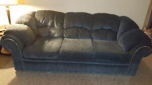 Lazy boy couch and lazy boy reclining chair. Kitchener / Waterloo Kitchener Area image 1