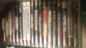 Ps3 ps4 Xbox games take em all