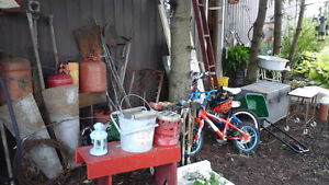 BARN/YARD SALE  2809 cty. Rd. 12, Essex