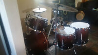Gretsch Drums Catalina Maple 7-Piece Shell Pack with Cymbals