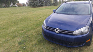 2011 Volkswagen Golf Wagon ($5950 obo)
