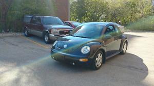 2001 Volkswagen Beetle GLS TDI Coupe (2 door)