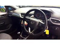 2016 Vauxhall Corsa 1.4 Design 5dr Manual Petrol Hatchback
