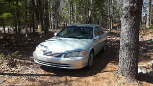 2001 Toyota Camry parts