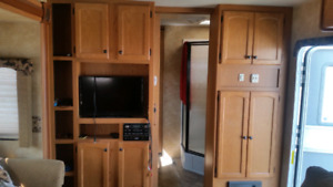 2011 29' north country travel trailer