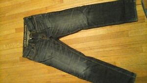 4 pair of Boys American Eagle jeans!