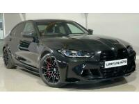 2021 BMW M3 3.0 BiTurbo Competition Steptronic (s/s) 4dr Saloon Petrol Automatic