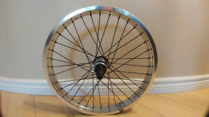 Mint Shadow conspiracy rims enhanced freecoaster. Bars and tires