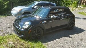 2012 Mini Cooper S Cabriolet 47000 kms