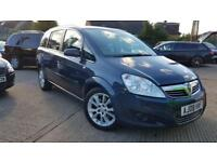 2008 VAUXHALL ZAFIRA DESIGN 1.9 CDTi*AUTOMATIC*7 SEATS*LEATHER