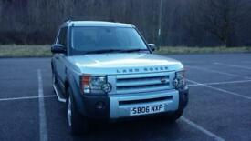 LAND ROVER DISCOVERY 3 TDV6 SE 7 SATER