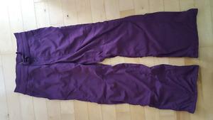 Lululemon Studio Pants *unlined Size 6