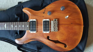 Paul Reed Smith RECLAIMED CE 24 SEMI HOLLOW 2017 NATURAL