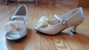Adorable Flower Girl's Shoes