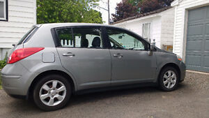 2008 Nissan Versa SL   Hwy kms! 2018 safety WORKS GREAT!!