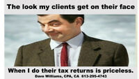 TAX PROBLEMS?!  I SPECIALIZE IN SAVING U TAXES!