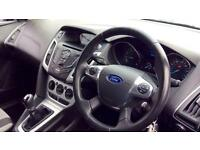 2014 Ford Focus 1.6 Zetec 5dr Manual Petrol Hatchback