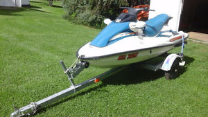 Personal Water craft plus trailer