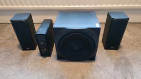 Thonet and Vander, Ratsel, 2.1 speaker system
