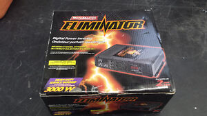 New MotoMaster Eliminator 3000W Power Inverter