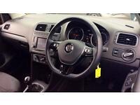 2014 Volkswagen Polo 1.4 TDI SE 5dr Manual Diesel Hatchback