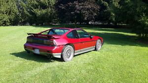 1987 Classic Find Poniac Fiero