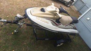 2001 sea-doo gtx trade for quad.