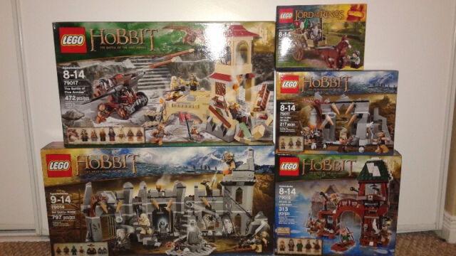 LEGO HOBBIT/LORD OF THE RINGS