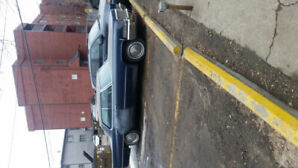 Classic 1970 Cadillac coup Deville