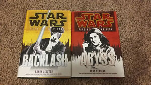 Star Wars Fate of the Jedi Books