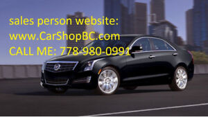 ALL CADILLAC CARS 2013-2018 FOR SALE! (www.CarShopBC.com)