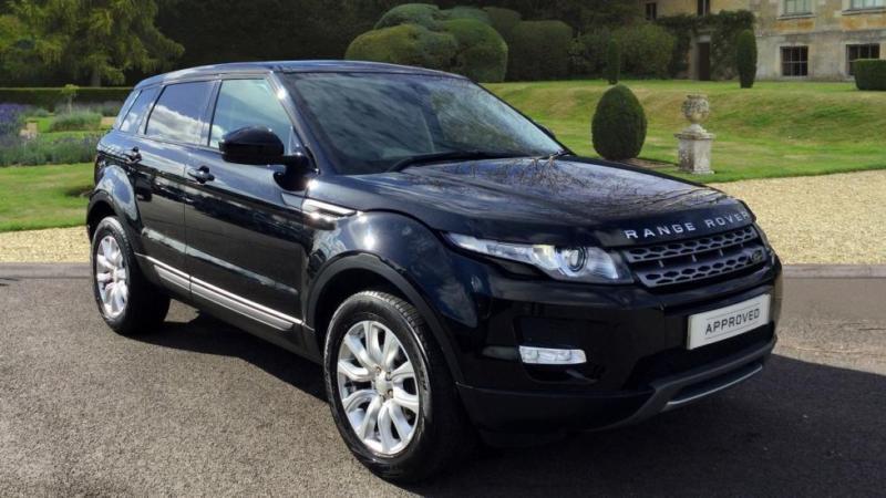 2014 Land Rover Range Rover Evoque 2.2 SD4 Pure 5dr Manual Diesel 4x4