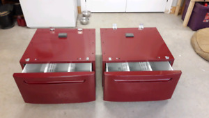 Washer/Dryer Bases