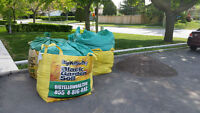 Garden Soil mixed with manure for sale !
