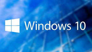 Computer upgrade to Windows 10 - Flat Fee $60 - License Included