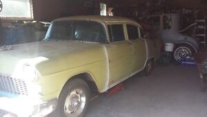 Reduced- 1955 Chevy
