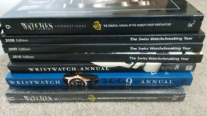 books on watchmaking