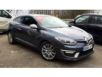 2015 Renault Megane Coupe 1.6 dCi GT Line Nav 3dr Manual Diesel Coupe