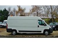 2013 PEUGEOT BOXER 2.2 HDi [130] H2 Professional LWB H Roof Van