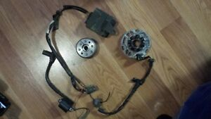 KX 125 Stator and Pickup coi