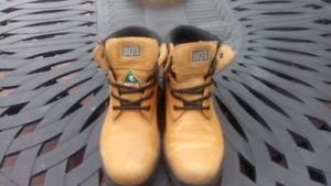 Dakota safety shoes size 8.5 women