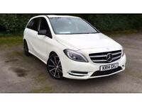 2014 Mercedes-Benz B-Class B180 CDI Sport 5dr Manual Diesel Hatchback