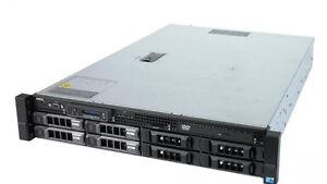 """Dell R510 3.5"""" 2 x Xeon E5540, 72Gb, 4 x 500GB Hard Drives NFS"""