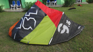 2013 Best Kahoona 9.5m plus kite, kiteboarding, kitesurfing