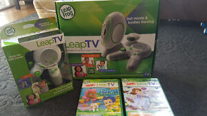 Leap TV Educational Active Video Gaming Console Kitchener / Waterloo Kitchener Area image 1
