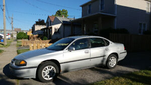 2004 Chevy Impala $1700 as is