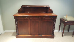 Antque Sideboard/ Buffet